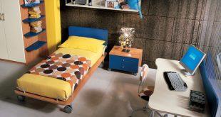 صور تصميم غرف , تصميمات عمليه لغرف الاطفال والشباب