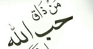 بالصور اجمل كلام حب , كلمات رائعه في حب الله 2513 9 310x165