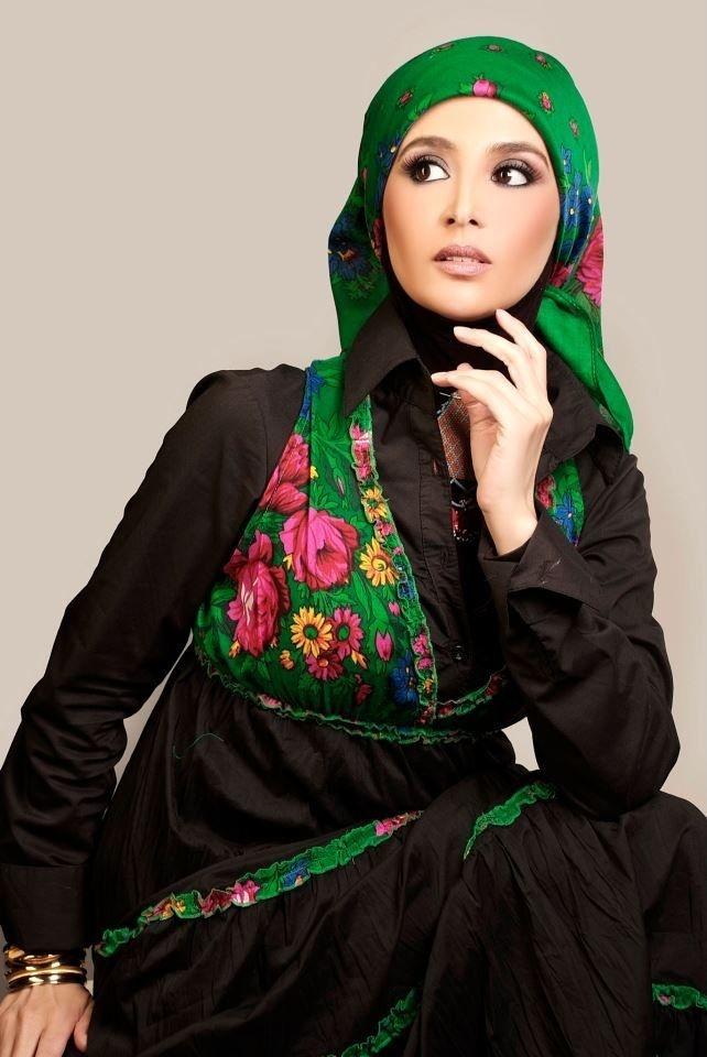 بالصور اشيك ملابس محجبات , احدث صيحه ملابس المحجبات 2019 722 3