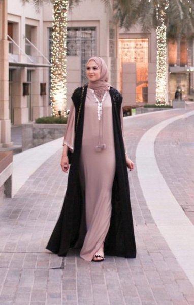 بالصور اشيك ملابس محجبات , احدث صيحه ملابس المحجبات 2019 722 9