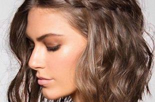 صورة اجمل تسريحات الشعر القصير , تميزي بشعرك القصير