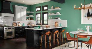 بالصور احدث مطابخ 2019 , كيف تصممين مطبخك علي الموضه 1034 11 310x165