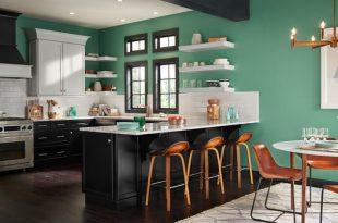 صور احدث مطابخ 2019 , كيف تصممين مطبخك علي الموضه