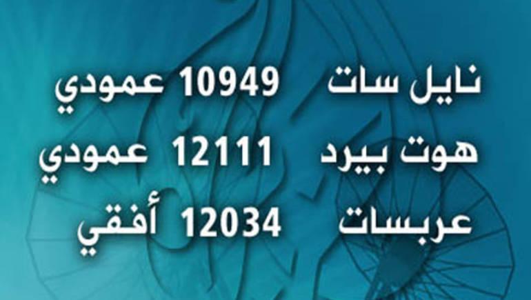 صورة تردد قناة الجزيرة الجديد على النايل سات اليوم , شبكه الجزيره الاعلاميه