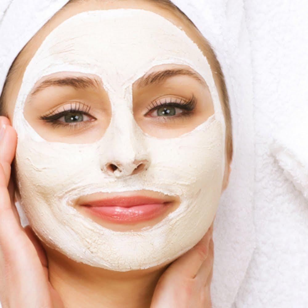 صورة ماسكات للوجه للتبيض , وصفات طبيعيه لتبيض الوجه