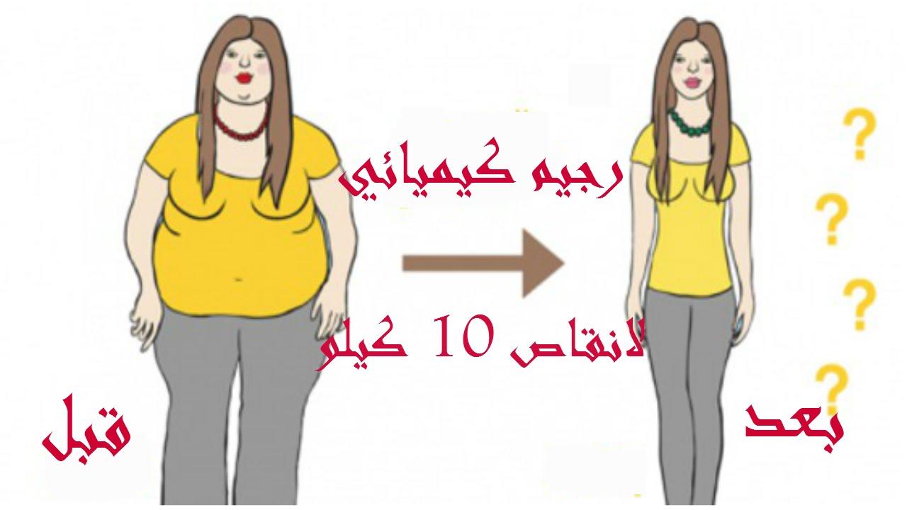 صور الرجيم الكيميائي , افقد عشر كيلو جرام من وزنك في اسبوع