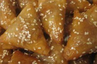 صورة حلويات مغربية سهلة التحضير , اشهر حلويات مغربيه لرمضان