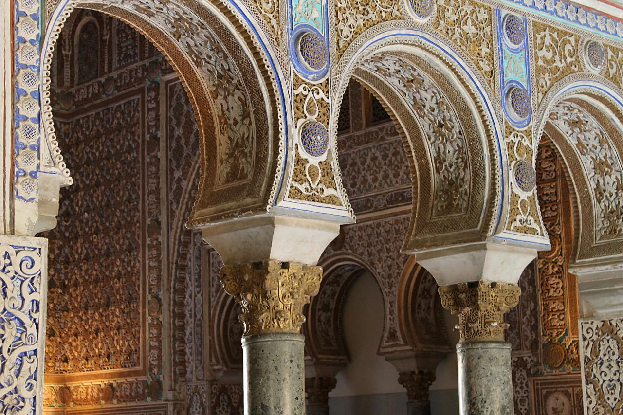 صورة زخرفة هندسية , ابداعات الفنون الهندسيه