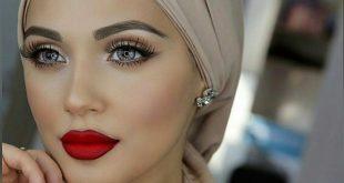 صور صورجميلة بنات محجبات , نساء حسناوات بالطرحه