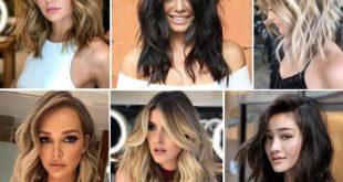 صور قصات شعر طويل 2019 , احدث فورمات للشعر الطويل