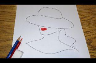 صور رسم بسيط وسهل , رسم بسيط بالقلم الرصاص