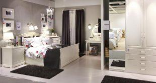 صور تسريحات غرف نوم ايكيا , تصميمات تسريحات غرف نوم ايكيا