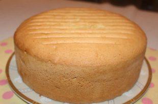 صورة وصفة كيكة سهلة , طريقه تحضير كعكه سهله