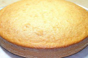 صور طريقة الكيكة العادية , طريقه تحضير الكيكه العادية