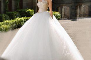 صورة اروع فساتين زفاف , احلي و اجمل تصميمات فساتين زفاف