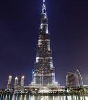 صور برج الخليفة في دبي , اطول برج فى العالم