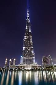 صورة برج الخليفة في دبي , اطول برج فى العالم