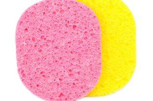 صورة اسفنجة تنظيف الوجه , كيفيه استخدام الاسنفجه تنظيف الوجه