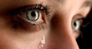 صور اسباب دموع العين , لماذا تدمع العين