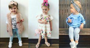 صور ملابس اطفال بنات , ثياب للفتيات الصغيره