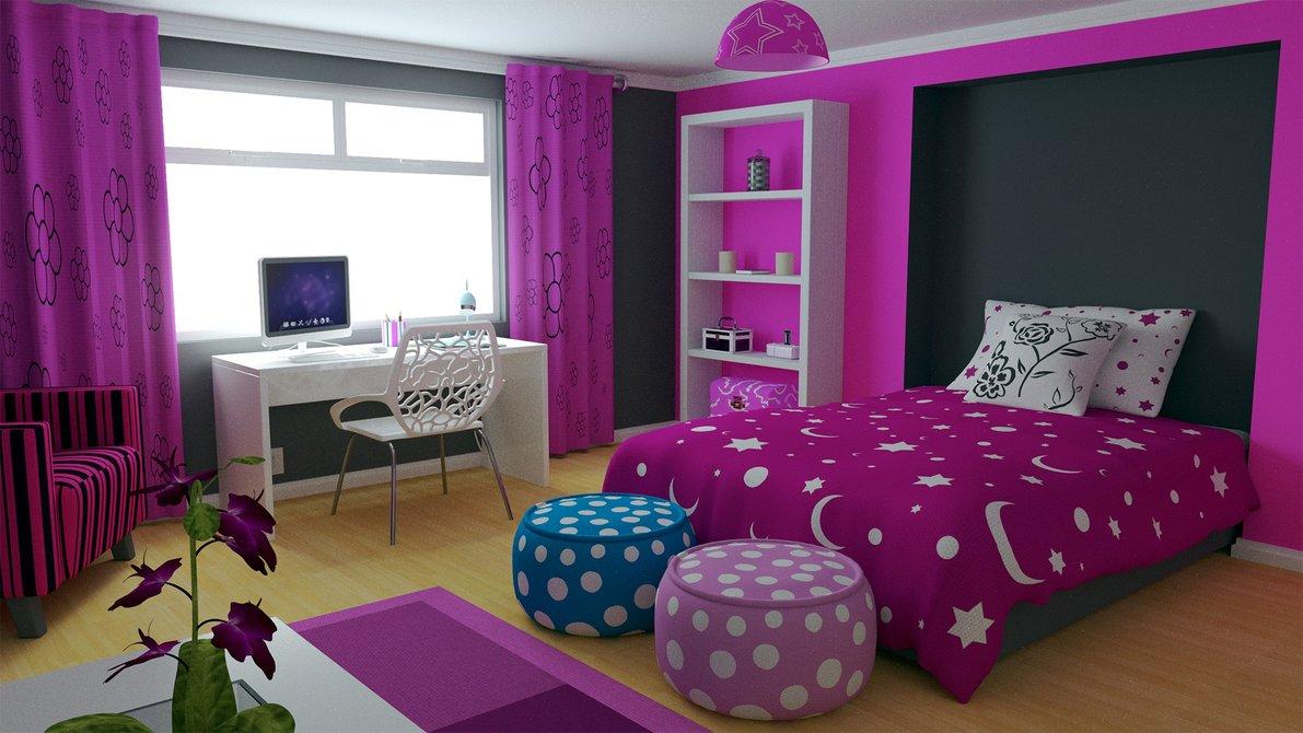 صورة غرف بنات كبار , اوض فتيات مراهقات 3341 9