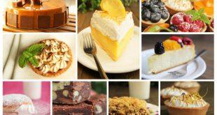 صور حلويات غربية , الذ الحلويات الاوروبيه