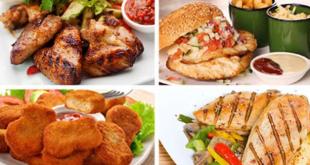 صورة اكلات سريعة , وجبات بسيطه ولذيذه