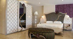 صورة احدث غرف نوم مودرن , تصميمات اوض نوم عصرية