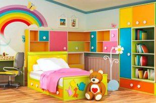صور غرف اطفال مودرن , موديلات اوض للصغار عصريه