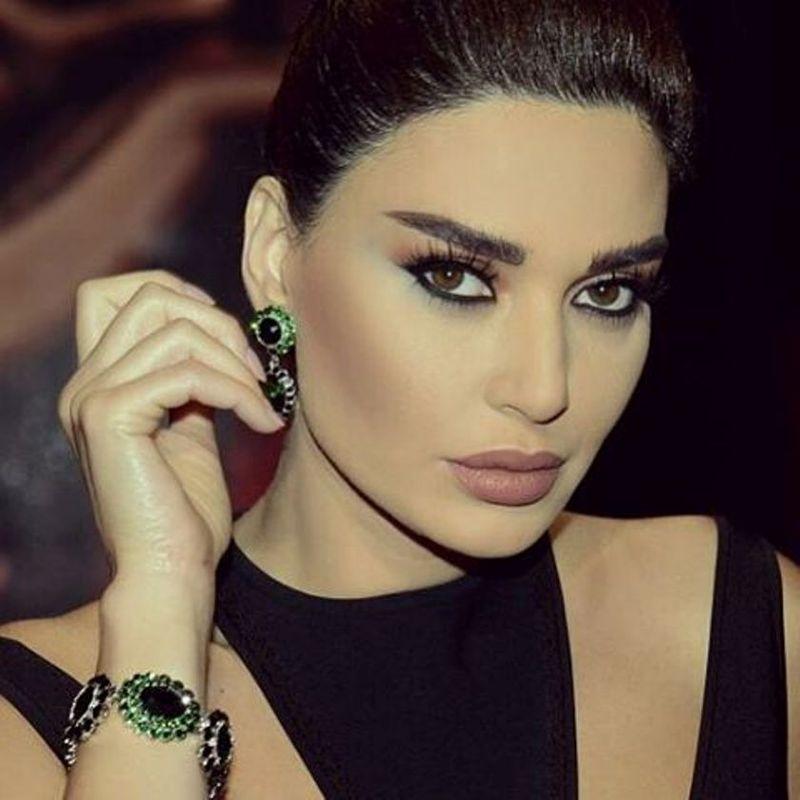 صور مكياج لبناني , صيحات ميكاب من لبنان