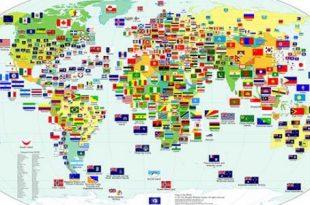 صورة كم عدد دول العالم , تعرف على العدد الحقيقي للبلاد بكوكبنا