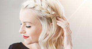 صورة صور تسريحات للشعر القصير , اجمل تصفيفات لصاحبات الشعر القصير