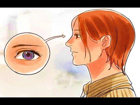 صور كيف تعرف ان شخص يحبك من نظراته , علامات تدل على حبه لكي من عيونه