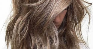صورة صبغات شعر بني , احلي و اجمل صغبات شعر بني