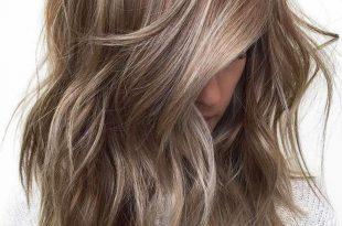 صور صبغات شعر بني , احلي و اجمل صغبات شعر بني