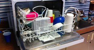 صورة طريقة وضع الملح في غسالة الصحون , طريقه تنظيف غساله الصحون