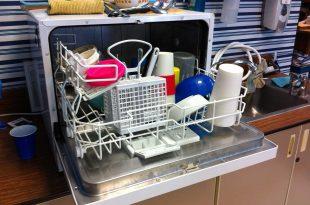 صور طريقة وضع الملح في غسالة الصحون , طريقه تنظيف غساله الصحون
