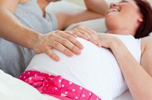 صور طريقة نوم الحامل مع زوجها , ما هي اوضاع الجماع للحامل