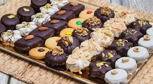 صورة حلو مغربي شهير , انواع الحلويات المغربيه