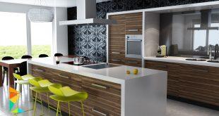 صور افضل انواع الجرانيت للمطابخ , تصميمات انواع الجرانيت للمطابخ