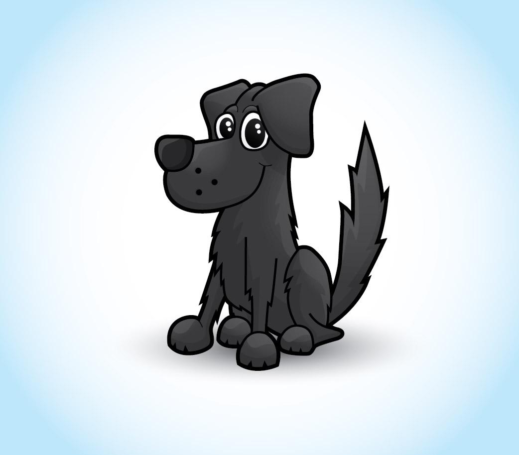 صور صورة كلب كرتوني , اجمل و احلي صور كلب انمي
