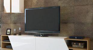 صورة طاولات تلفزيون تركية , اشكال تصميمات طاولات تلفزيون تركيه