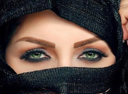 صورة صور عيون نساء , اكثر ما يميز النساء