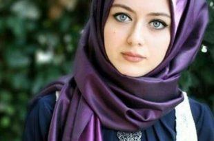 صورة اجمل صور محجبات , زينة كل بنت مسلمه