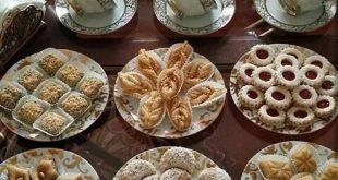 صور حلويات جزائرية بسيطة بالصور , اسهل واسرع الحلويات الجزائرية بالصور
