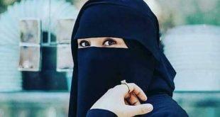 صور صور بنات منقبات , النقاب يصون المراءه