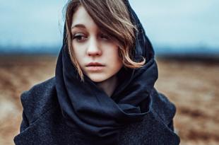 صورة صور بنات محجبات حزينه , صور حزينة للبنات المحجبات مؤثرة