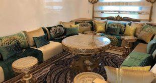 صورة صالونات مغربية عصرية بالصور , اجمل ديكورات الصالون العصري المغربي لمنزل مودرن