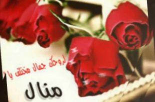 صورة صور اسم منال , من اجمل الاسماء