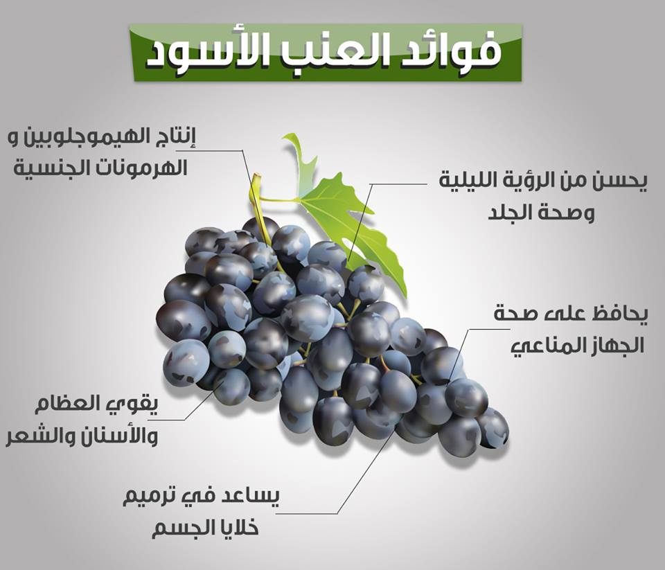 صورة العنب للحماية من الامراض فوائد العنب 2140